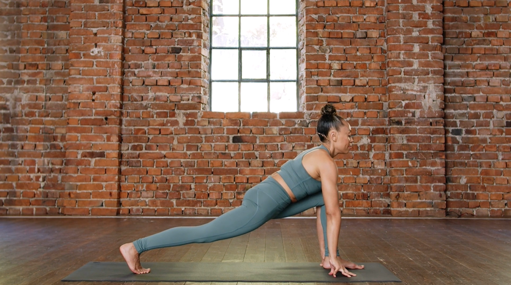 Stabilize Your Hips
