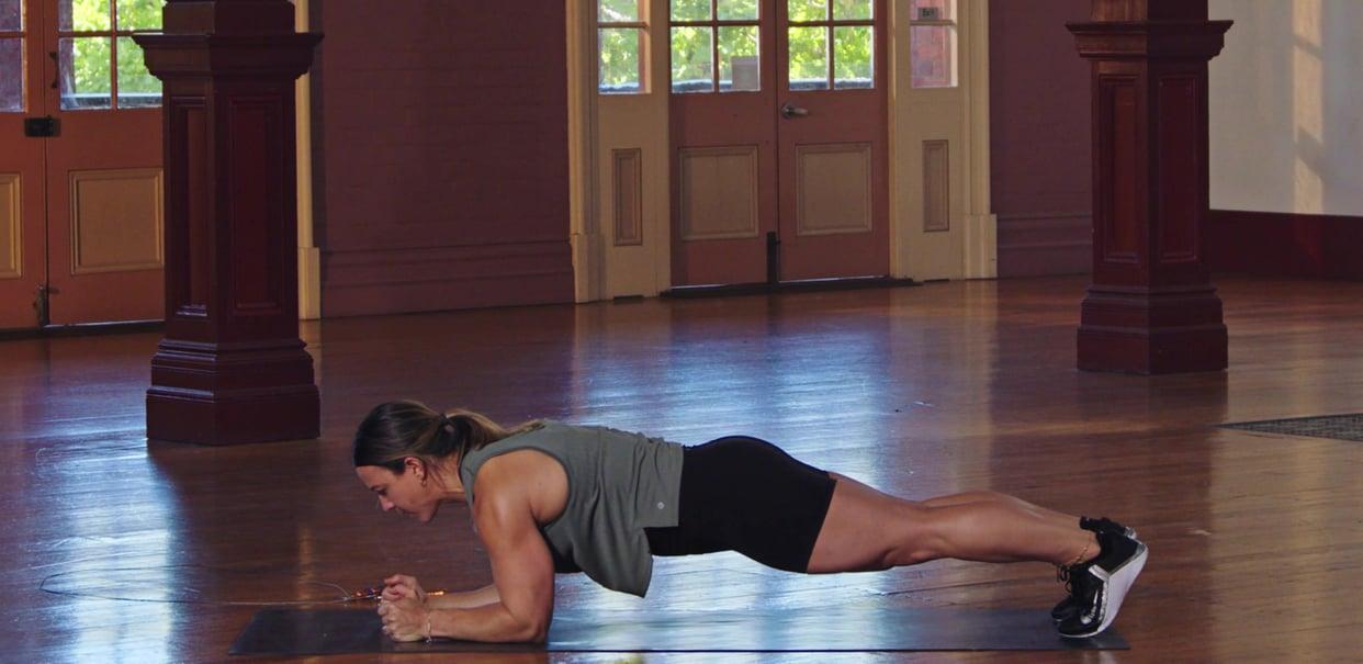 Lower Body & Core